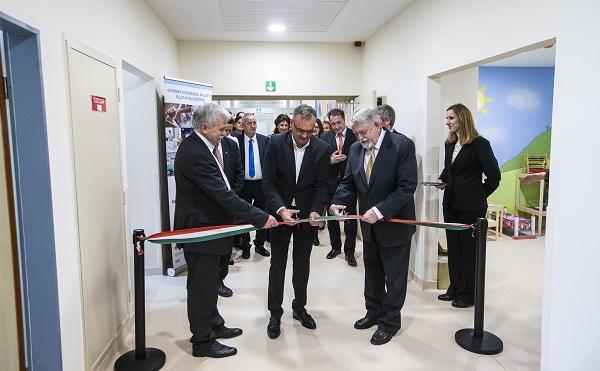 Példaértékű gyermekgyógyászati ellátórendszer épül ki Magyarországon