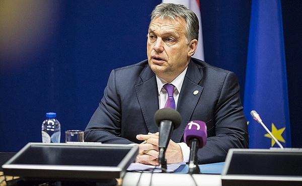 Orbán: viharos vita a migrációról az EU-csúcson