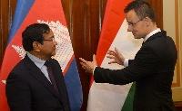 Szorosabb lehet Magyarország és Kambodzsa együttműködése