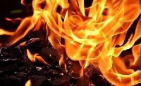 Tűz volt Vas megyében