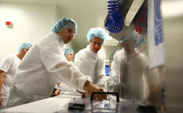 Állatgyógyászati kutatási és fejlesztési központ épül Monoron
