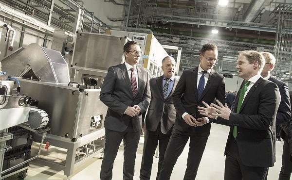 Az új csapággyár 500 munkahelyet teremt Debrecenben