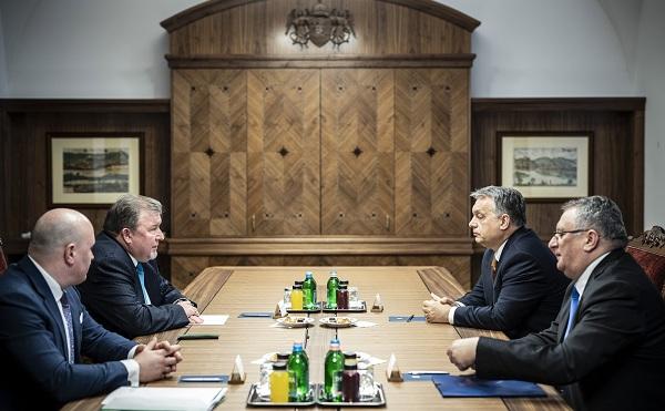 Jelentős előrelépés a Nemzetközi Beruházási Bank Magyarországra települése