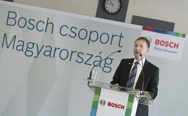 2021-ig tart a Bosch misckolci beruházása