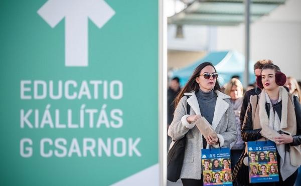 19. alkalommal rendezték meg Educatio Nemzetközi Oktatási Szakkiállítást