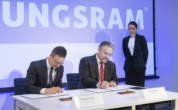 Stratégiai partnerség a kormány és a Tungsram között