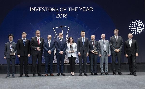 Nyolcan vehették át az Év befektetője elismerést