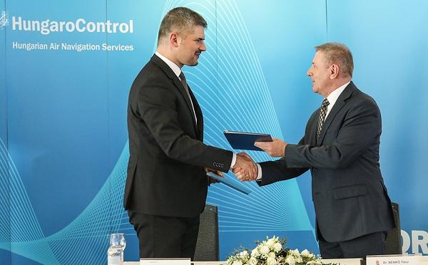 Együttműködik a Honvédelmi Minisztérium és a HungaroControl