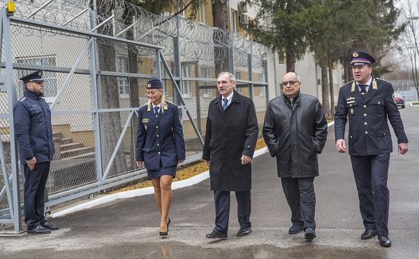 Bővítik és modernizálják a büntetés-végrehajtást