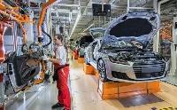 A 10 ezer milliárd forintos teljesítmény felé tart a magyar autóipar