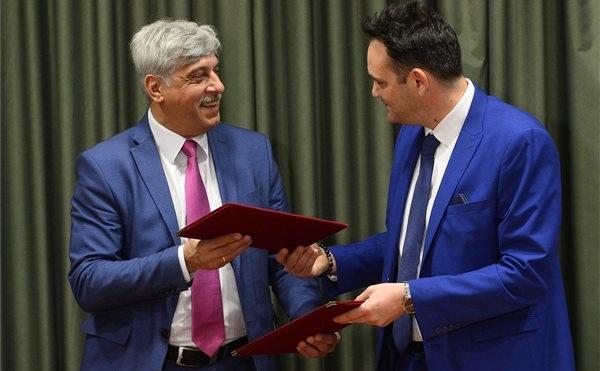 A magyar szeszesital-gyártás érdekében született együttműködés