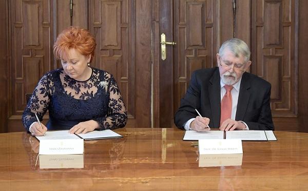 Stratégiai partnerség született a minőségi oktatás érdekében