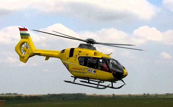 Korszerű mentőhelikopterek álltak szolgálatba