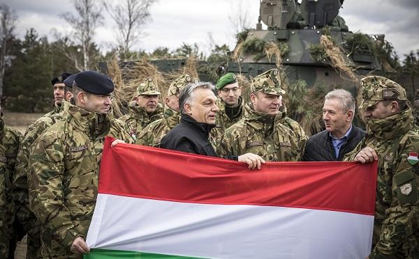 Húsz éve csatlakozott Magyarország a NATO-hoz