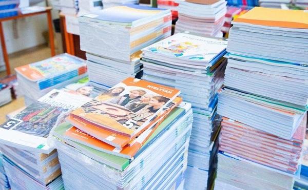 Minden tanuló ingyenesen kaphatja meg a tankönyveit