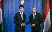 Magyarország Hongkong legjelentősebb kereskedelmi partnere
