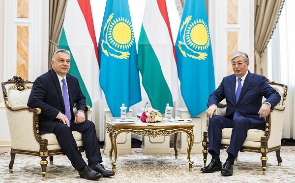 Magyarország erősíteni akarja kapcsolatait a keleti országokkal