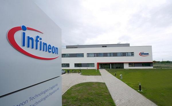 32 milliárd forintos beruházást hajt végre ceglédi gyárában az Infineon