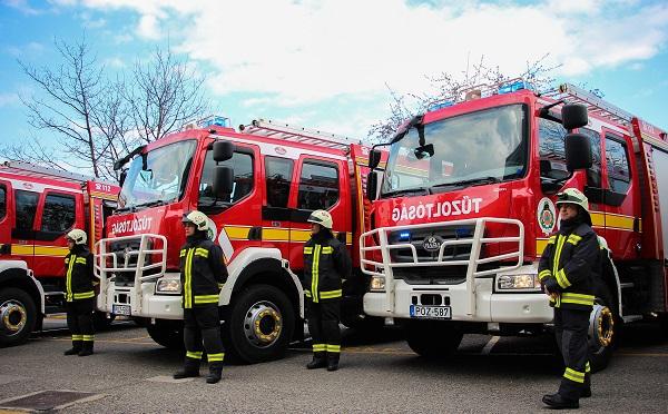 Tűzoltóautó gyártóközpont és regionális szerviz létesül Kaposváron