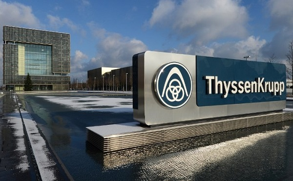 Pécsen bővít a Thyssenkrupp