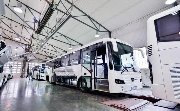 A magyar buszgyártás reneszánszát éli
