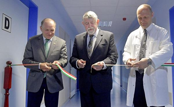 Megújult a terápiás részleg az Országos Kardiológiai Intézetben