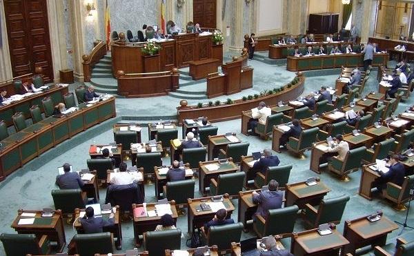 A külföldi szavazást megkönnyítő tervezetet szavazott meg a román szenátus