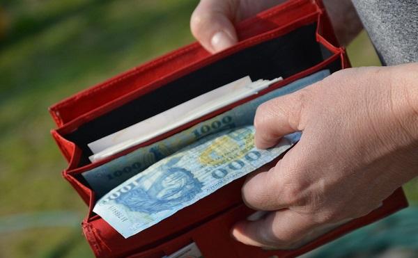 A fizetési forgalom kétharmada készpénzben bonyolódik