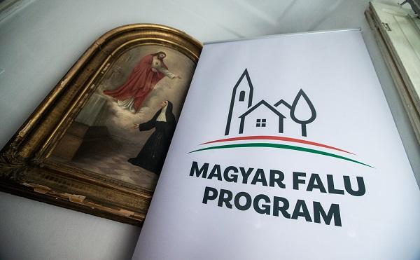 16 milliárd forint keretösszegben jelent meg pályázat a Magyar Falu program keretében
