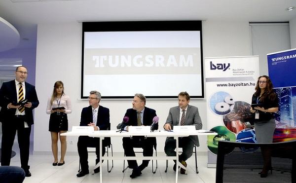 Kutatási együttműködésekről kötött megállapodást a Tungsram
