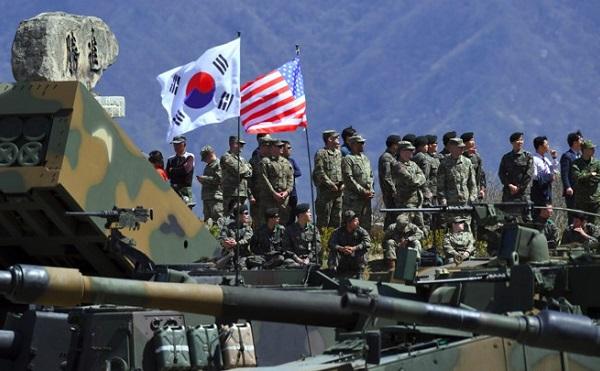 Trump: tárgyalások kezdődtek Dél-Koreával a védelmi költségekről