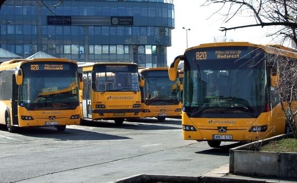 Jelentős mértékben megújul az állami autóbuszpark