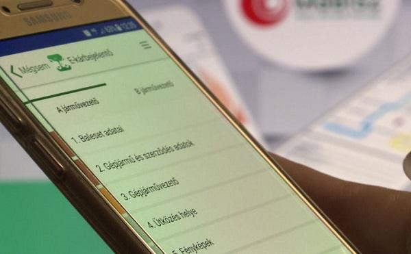 Több mint 220 ezren töltötték le a kárbejelentő alkalmazást