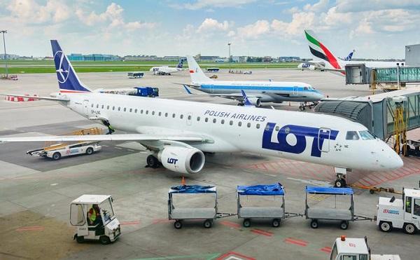 Elindította közvetlen járatát a LOT Polish Airlines Budapest és Szöul között