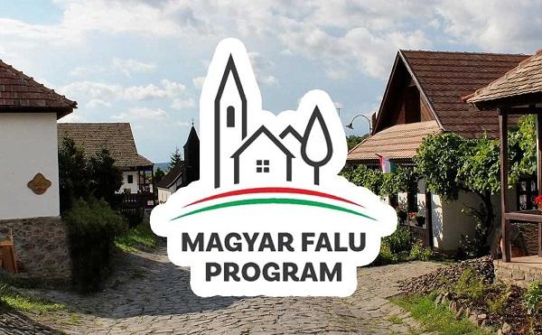 Eredményes a Magyar Falu Program