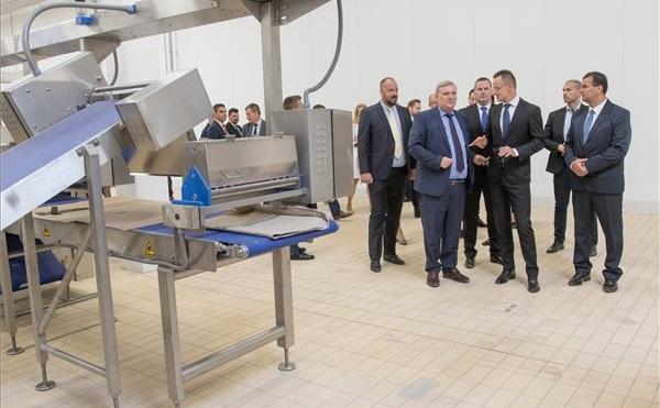 Nemzetközi szinten is versenyképes a magyar élelmiszeripar