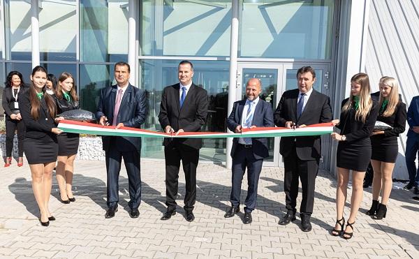 Felavatták a ZalaZone Kutatási és Technológiai Központot