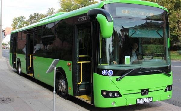 Pécs lehet a közösségi közlekedését elektromos buszokkal megoldó első város