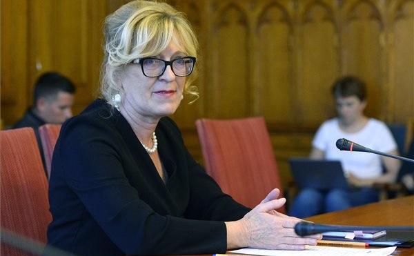 Handó Tünde erősítené a bíróságok és az Alkotmánybíróság közötti bizalmat