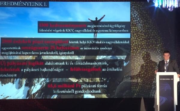 NKFI: piacorientált KFI stratégiát hoztunk létre