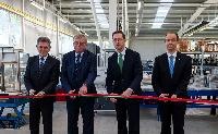 Új üzemcsarnokot avatott a Thermotechnika Tatabányán