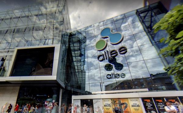 Több mint 5,5 milliárd forintból újul meg az Allee