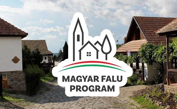 Újabb 964 kistelepülési fejlesztés indul a Magyar Falu Program keretében