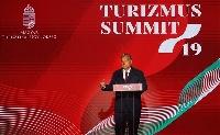 Orbán: a turizmus a hazaszeretet kifejezésének egyik formája