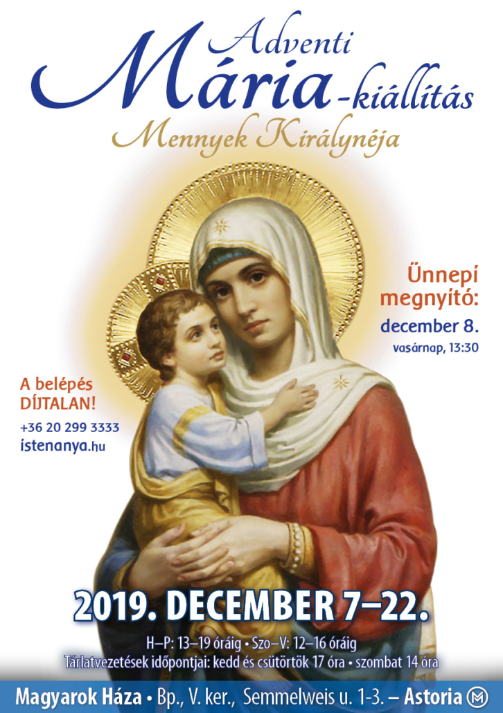 Adventi Mária Kiállítás