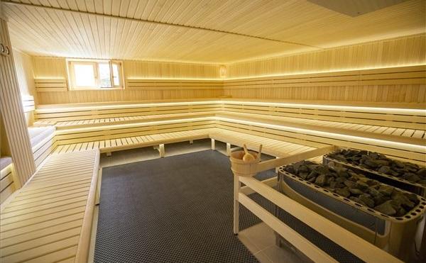 Új szaunakomplexum épült Zalakaroson
