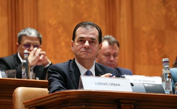 A leváltott Ludovic Orban kapott újabb kormányalakítási megbízást