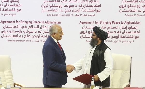 Magyarország üdvözli az amerikai-tálib békemegállapodást