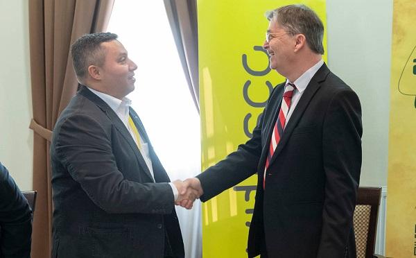 Kutatásfejlesztési megállapodást kötött a debreceni Atommagkutató Intézet és a Vitesco Technologies - fotók: Kovács Márton / Atomki