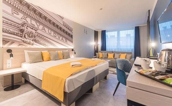 Kiemelkedő a magyar szállodák teljesítménye